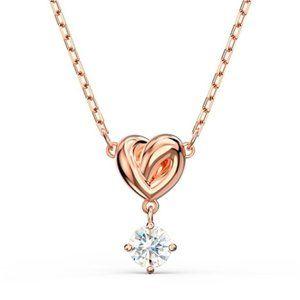 🎅SWAROVSKI LIFELONG HRT necklace